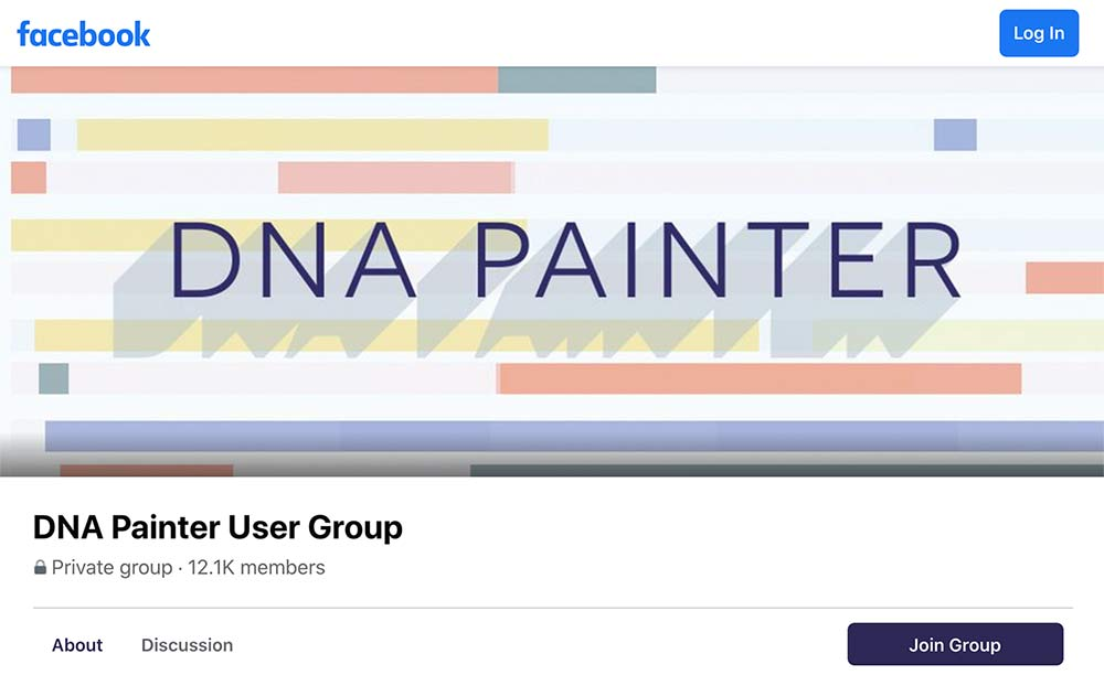 Webinar: An introduction to DNA Painter